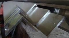 Aluminium corner 160 * 40 * 3.5 mm HELL HELL 0 31t