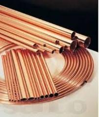 Copper tube 10 * 1 m 2 (Bay)
