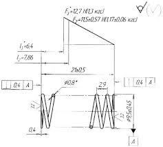 Изготовление пружин по ГОСТ,чертежам,образцам и