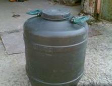 Barrels plastic 50 l