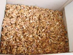 Ядро грецкого ореха 1\2, 1\4,1\8, микс, крошка