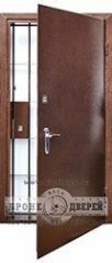 Двери банковские пуленепробиваемые, взломостойкие