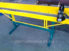 Sheet bending machine of the LR-D PST Technologies