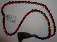 Amber beads orthodox