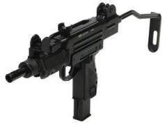Пневматический пистолет-пулемет Gletcher UZM