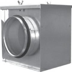 Filters for cleaning of ventilating channels