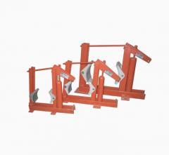 Brakes kolodochny industrial function of TKG-200