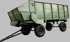 Cattlefeeder tractor universal KTU-10A