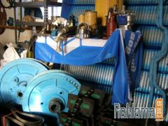 Spare parts to podsolnechnikovy harvesters of a