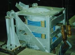 Агрегат плавильный индукционный тигельный