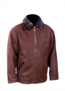 Jacket leather man's Model No. 11