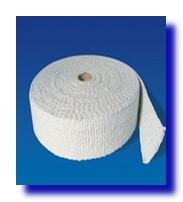 Tape asbestine heat-insulating 100х2 mm (wet)