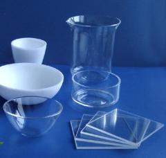 Чаша кварцевая 50 мл