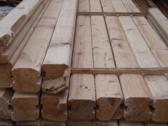 Bar planed dry 150х50