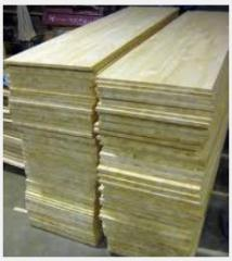 Board furniture whole oak, alder, birch