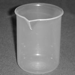 Стакан В-1-100 полипропиленовый (без шкалы)