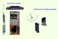 Антенно-мачтовое оборудование для систем...