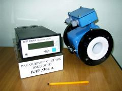 Flowmeters counters of VLR230 liquids in Ukraine