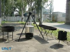 Braziers for catering