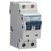 Автоматические выключатели Hager IN=16А 2-полюсные