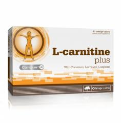 L-carnitine Plus Olimp Labs 80 таб