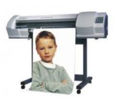 Широкоформатная цифровая печать в Ивано-Франковске