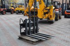 Storage handling equipment