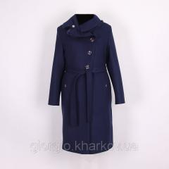 Женское пальто А-20ут. кашемир 50, 52, 54, 56