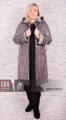 Coat female demi-season No. 5 CP