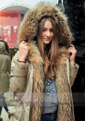 Women's fur park
