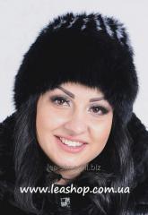 Women's fur cap from a rabbi