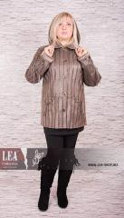 Female short sheepskin coat fall-spring No. 4 GR