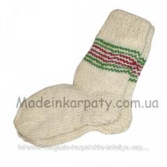 Вязанные носки код 081-01-30