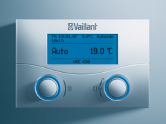 Автоматический регулятор отопления calorMATIC 430