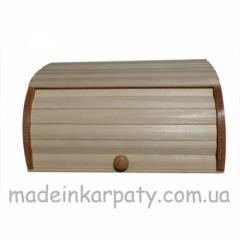 Wooden breadbaskets