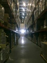 Rent of an eurowarehouse from 1500 sq.m. to 9900