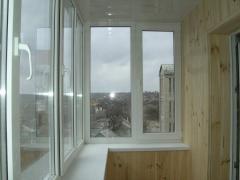 ремонт балконов в виннице