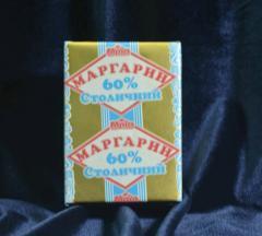 Margarine of capital 60%