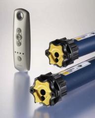 Электроприводы для солнцезащитных систем