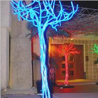 Світні дерева LED