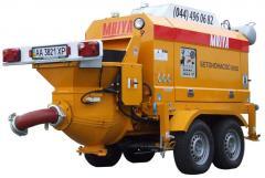 Mriya's concrete pump - Mriya - MBP803-sale,