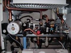 Accessories for water-heating systems.