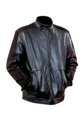The men's leather jacket to buy Model No. 25