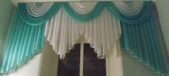 Curtains, curtains (tulle)