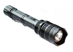The HY-8810 stun gun with adjustable focus of a