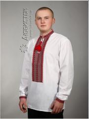 Emergency man's shirt-vyshivanka 2-63