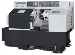 GOODWAY GCL-2B lathe with ChPU FANUC 0-iTD from a