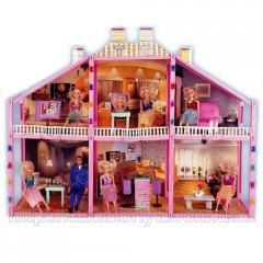Двухэтажный домик для Барби Артикул: 97