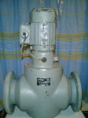 Вентиль вакуумный ВЭП-100, ВЭП-63, ВЭП-25