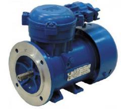 Electric motors in assortment of AIMM90L2,